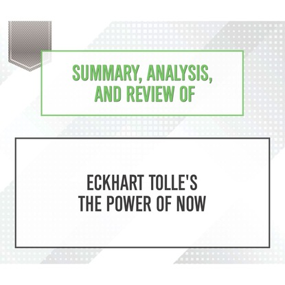 Фото - Start Publishing Notes Summary, Analysis, and Review of Eckhart Tolle's The Power of Now (Unabridged) start publishing notes summary analysis and review of eric barker s barking up the wrong tree unabridged