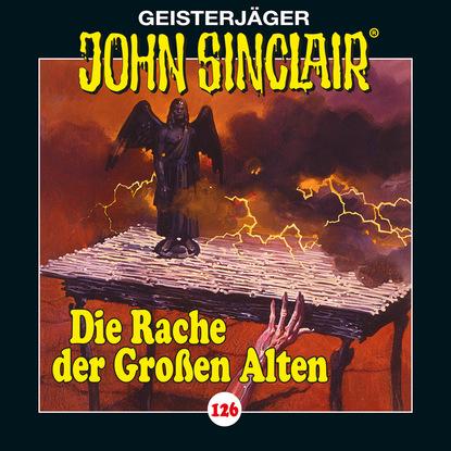 Jason Dark John Sinclair, Folge 126: Die Rache der Großen Alten. Teil 2 von 4 jason dark john sinclair folge 24 die drohung 1 3