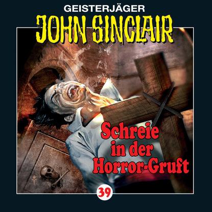 Фото - Jason Dark John Sinclair, Folge 39: Schreie in der Horror-Gruft (2/3) mark fuehrhand fessel mich