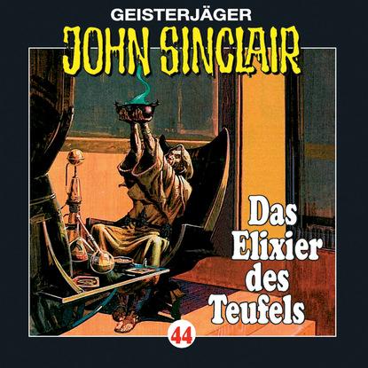 Jason Dark John Sinclair, Folge 44: Das Elixier des Teufels (2/2) jason dark john sinclair folge 22 asmodinas reich 2 2