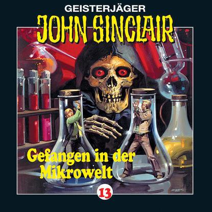 Jason Dark John Sinclair, Folge 13: Gefangen in der Mikrowelt (2/2) jason dark john sinclair folge 22 asmodinas reich 2 2