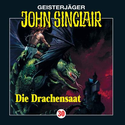 Jason Dark John Sinclair, Folge 30: Die Drachensaat (2/2) jason dark vampirjagd die hexerin folge 2