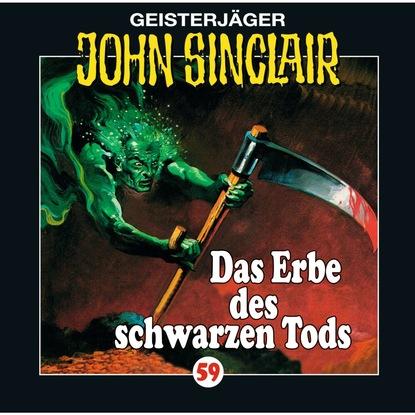 Jason Dark John Sinclair, Folge 59: Das Erbe des Schwarzen Tods jason dark john sinclair folge 2000 das höllenkreuz