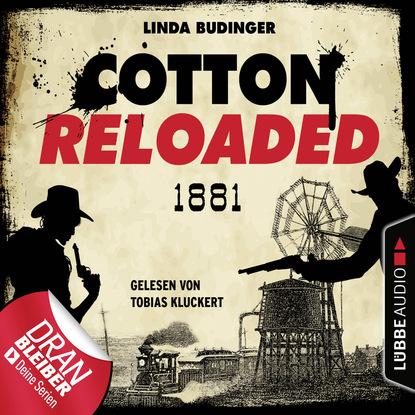 Фото - Linda Budinger Jerry Cotton, Cotton Reloaded, Folge 55: 1881 - Serienspecial (Ungekürzt) linda budinger cotton reloaded sammelband 9 folgen 25 27