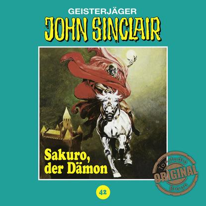Jason Dark John Sinclair, Tonstudio Braun, Folge 42: Sakuro, der Dämon jason dark john sinclair tonstudio braun folge 42 sakuro der dämon