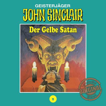 Jason Dark John Sinclair, Tonstudio Braun, Folge 9: Der Gelbe Satan. Teil 1 von 2 jason dark john sinclair tonstudio braun folge 37 die hexeninsel teil 2 von 2