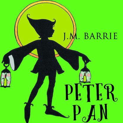 Барри Джеймс Питер Пэн (ил. П. Гирарди) обложка