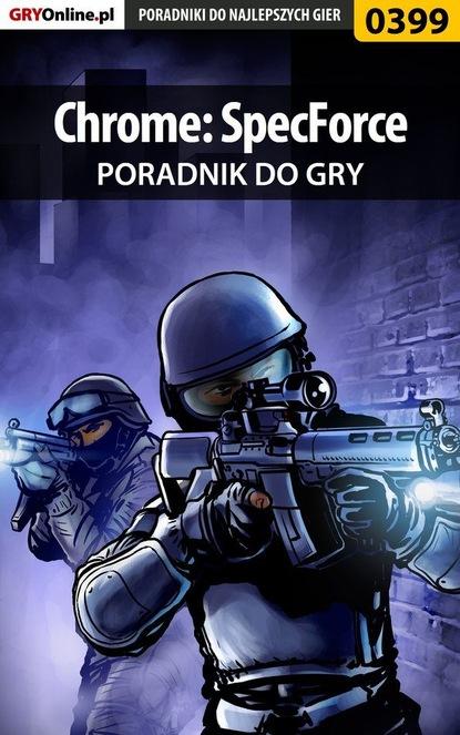 Michał Basta «Wolfen» Chrome: SpecForce michał basta wolfen commandos strike force
