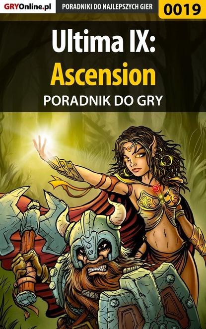 Wojciech Antonowicz «Soulcatcher» Ultima IX: Ascension moonglow