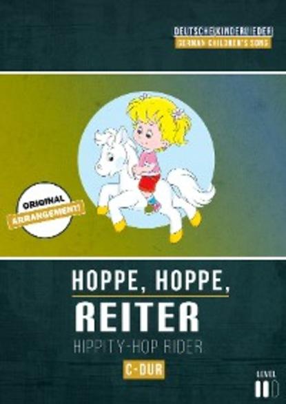 Martin Malto Hoppe, hoppe, Reiter