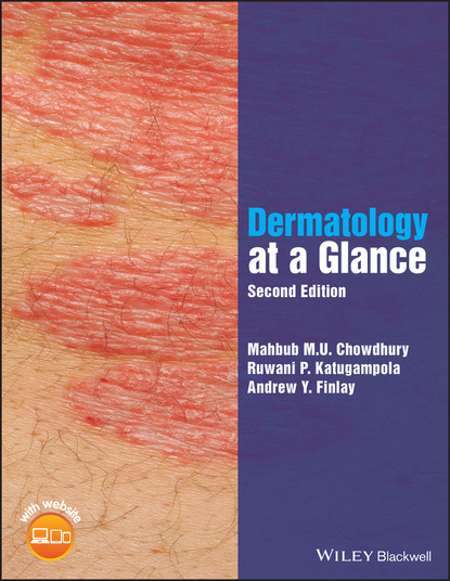 Mahbub M. U. Chowdhury Dermatology at a Glance a victor hoffbrand haematology at a glance