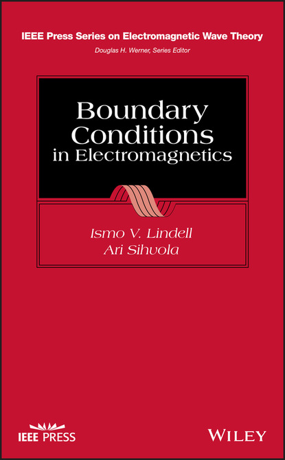 Фото - Ismo V. Lindell Boundary Conditions in Electromagnetics robert paknys applied frequency domain electromagnetics