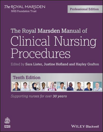 Фото - Группа авторов The Royal Marsden Manual of Clinical Nursing Procedures, Professional Edition группа авторов manual of environmental microbiology