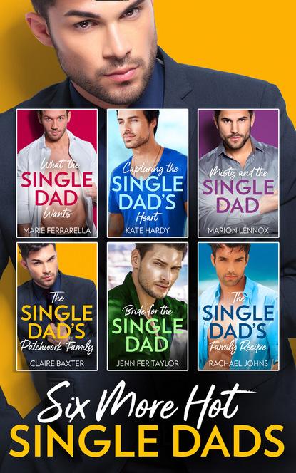Kate Hardy Six More Hot Single Dads! недорого