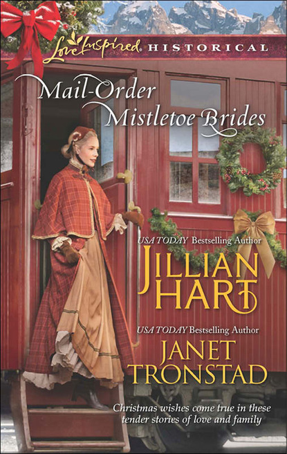 Jillian Hart Mail-Order Mistletoe Brides jillian hart patchwork bride