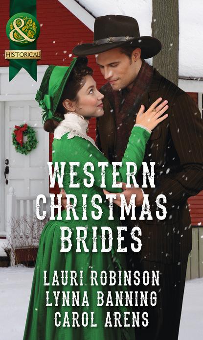 Carol Arens Western Christmas Brides недорого