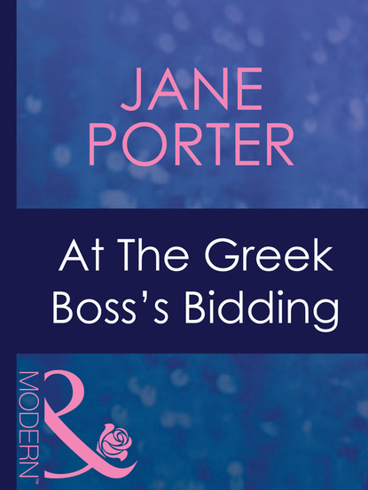 At The Greek Boss's Bidding