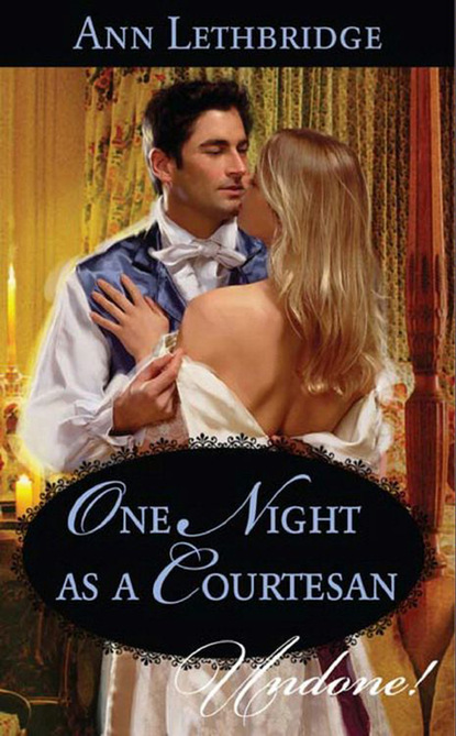 Фото - Ann Lethbridge One Night as a Courtesan julia london trampa a un caballero