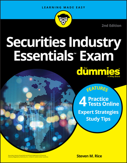 Steven M. Rice Securities Industry Essentials Exam For Dummies with Online Practice Tests angela papple johnston 2020 2021 asvab for dummies with online practice