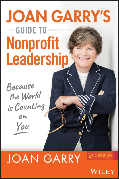 Joan Garry Joan Garry's Guide to Nonprofit Leadership недорого