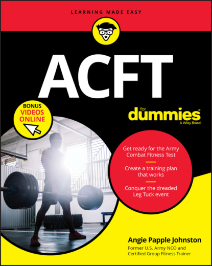 Angie Papple Johnston ACFT Army Combat Fitness Test For Dummies angela papple johnston 2020 2021 asvab for dummies with online practice