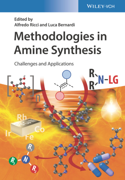 Фото - Группа авторов Methodologies in Amine Synthesis andrushko natalia stereoselective synthesis of drugs and natural products
