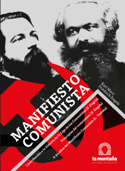 Karl Marx Manifiesto Comunista rea ermanno la comunista