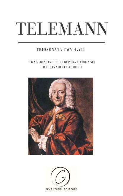 cal p e bach sonata in e flat major wq 65 28 Georg Philipp Telemann - Leonardo Carrieri Telemann - Trio Sonata TWV 42:B1
