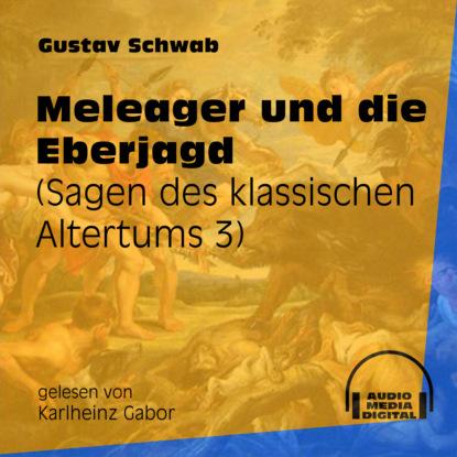 Gustav Schwab Meleager und die Eberjagd - Sagen des klassischen Altertums, Teil 3 (Ungekürzt) gustav schwab hausschatz morgenländischer märchen ungekürzt