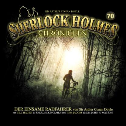Sir Arthur Conan Doyle Sherlock Holmes Chronicles, Folge 70: Der einsame Radfahrer