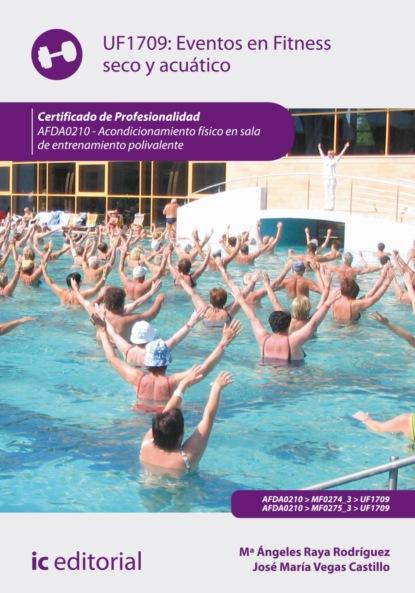 José María Vegas Castillo Eventos en fitness seco y acuático. AFDA0210 maría domínguez del castillo presente y el mar