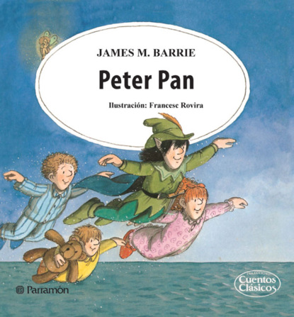 James Matthew Barrie Peter Pan barrie james matthew peter pan