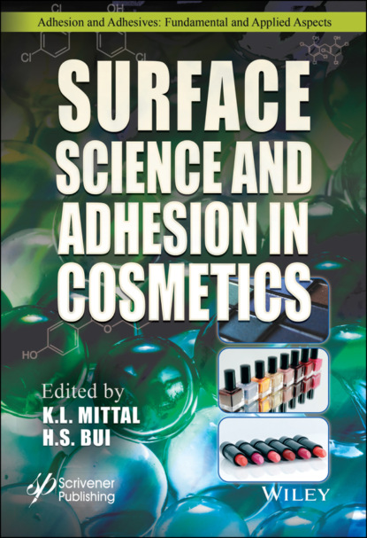 Группа авторов Surface Science and Adhesion in Cosmetics недорого