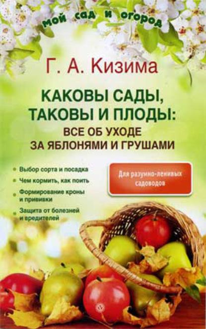 Каковы сады, таковы и плоды: все об уходе за яблонями и грушами