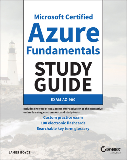Фото - James Boyce Microsoft Certified Azure Fundamentals Study Guide david higby clinton aws certified solutions architect study guide