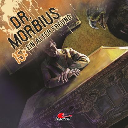 Фото - Markus Duschek Dr. Morbius, Folge 15: Ein alter Freund markus duschek gespenster krimi folge 4 der präparator