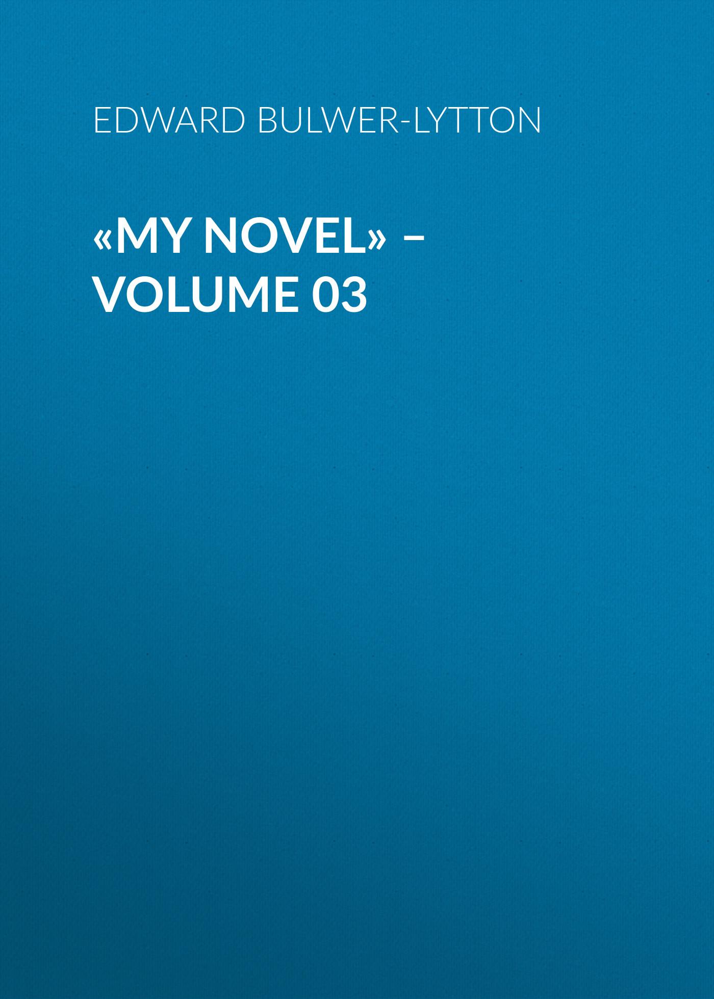 «My Novel» – Volume 03