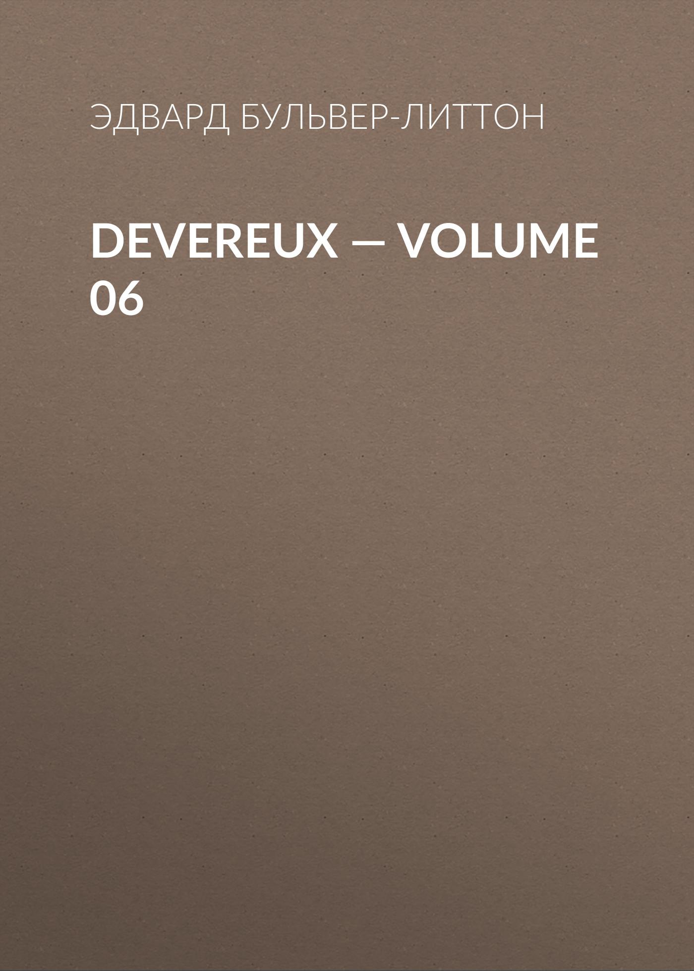 Devereux — Volume 06