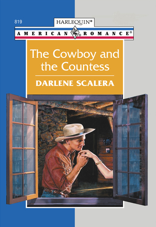 The Cowboy And The Countess