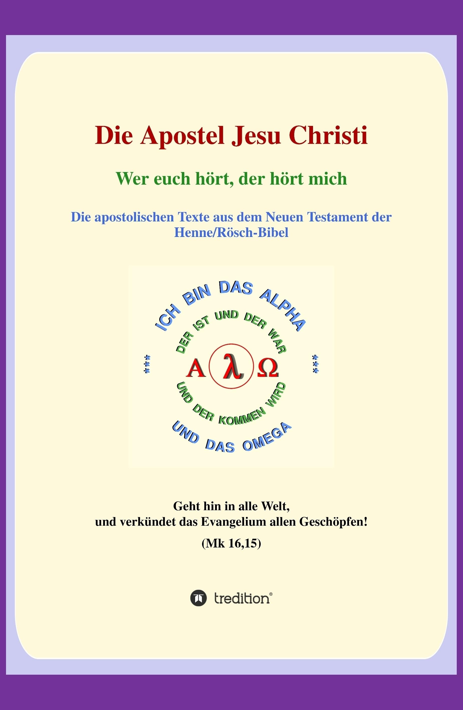 Die Apostel Jesu Christi