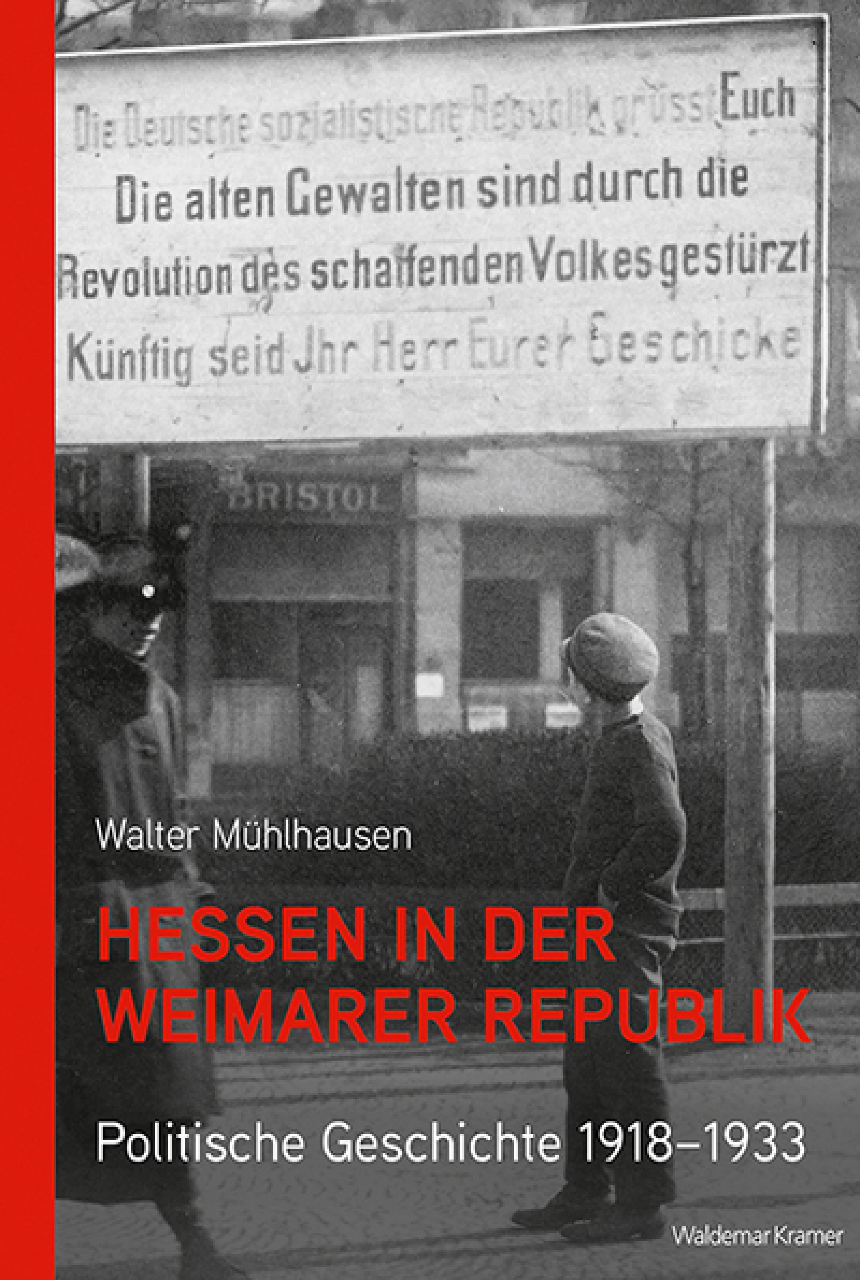Hessen in der Weimarer Republik