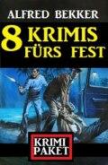 8 Krimis fürs Fest: Krimi Paket