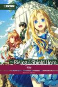 The Rising of the Shield Hero – Light Novel 02