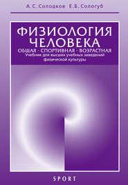 Физиология человека. Общая. Спортивная. Возрастная. 6-е издание