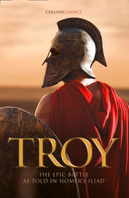 Troy: The epic battle as told in Homer's Iliad