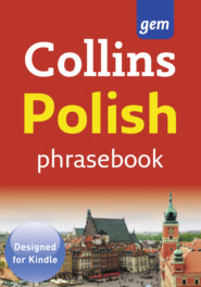Collins Gem Polish Phrasebook and Dictionary