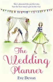 The Wedding Planner: A heartwarming feel good romance perfect for spring!