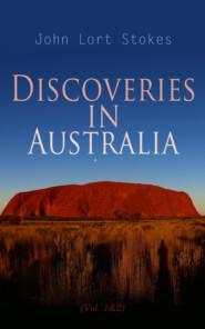 Discoveries in Australia (Vol. 1&2)