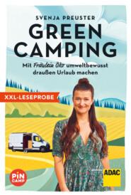 XXL-Leseprobe: Green Camping