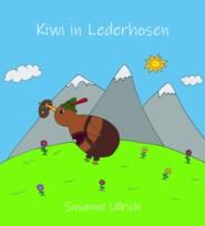 Kiwi in Lederhosen